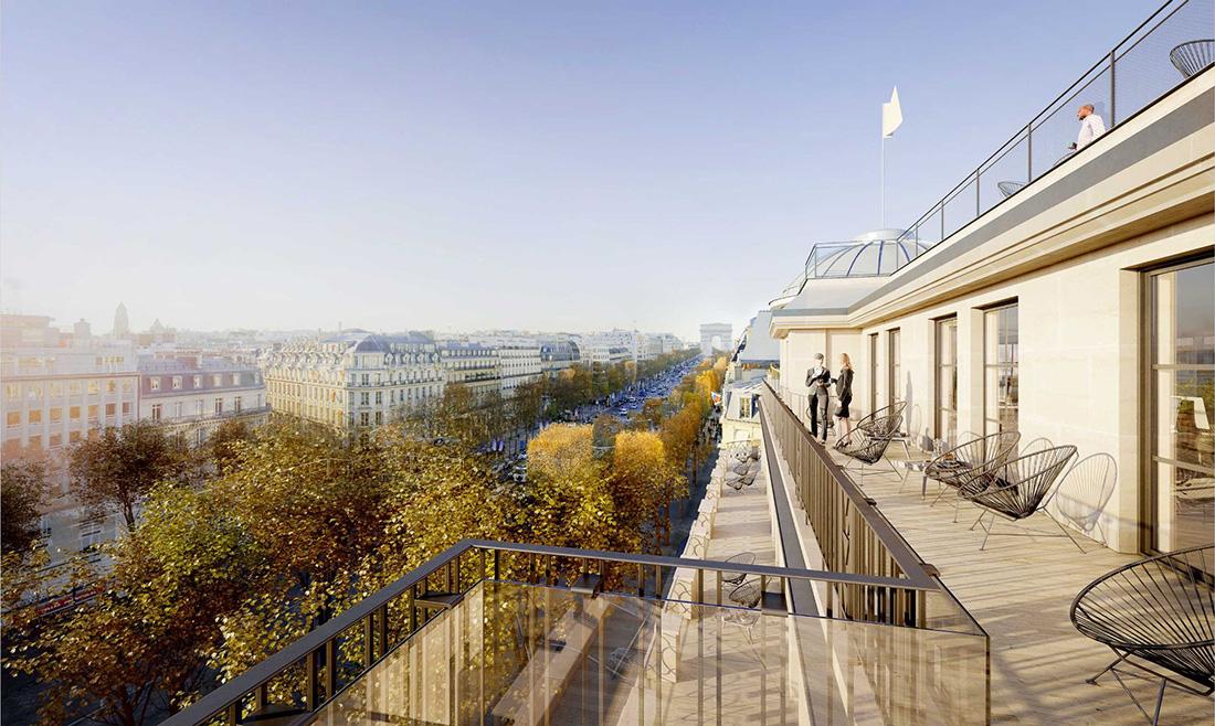 Champs-Elysées — RAAM Architecture